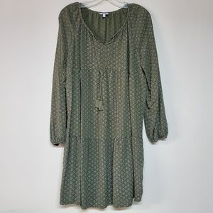 Sonoma Long Sleeve Dress